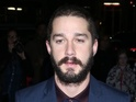 LaBeouf quit the play Orphans after an alleged row with Alec Baldwin.