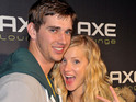 The actress and her boyfriend Taylor Hubbell become first-time parents.