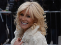 "Michelle Collins thinks that she was ""terrible"" in EastEnders."