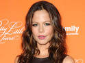"Tammin Sursok shares on Instagram that the baby is ""happy and healthy""."