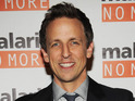 Seth Meyers discusses moving on from SNL to host NBC's Late Night.
