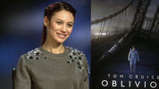 Oblivion director Joseph Kosinski and star Olga Kurylenko chat to DS about working with Tom Cruise on the sci-fi blockbuster.