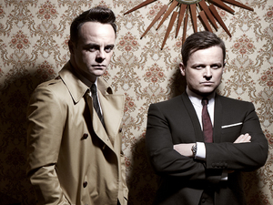 Ant, Dec, Hunger magazine, The Krays