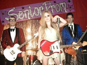 Avril Lavigne 'Here's To Never Growing Up' still