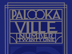 'Palookaville' #21 cover