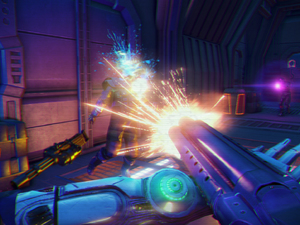 &#39;Far Cry 3: Blood Dragon&#39; screenshot