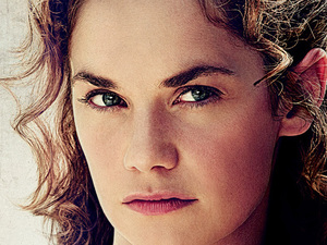 Ruth Wilson in 'The Lone Ranger'