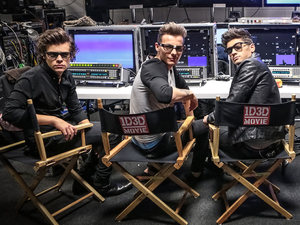 One Direction - &#39;This is US&#39;