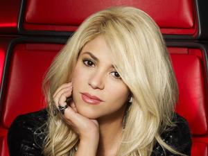 'The Voice' (US) coaches: Shakira
