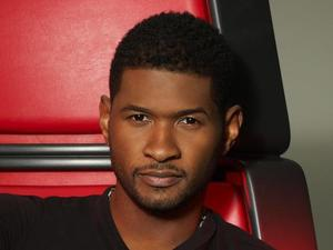 &#39;The Voice&#39; (US) coaches: Usher