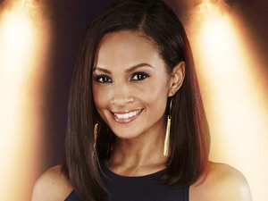 Britain's Got Talent judge Alesha Dixon