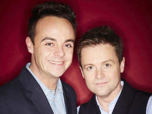 Britain&#39;s Got Talent presenters Ant & Dec