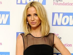 Sarah Harding, My Beautiful Ball, The Katie Piper Foundation