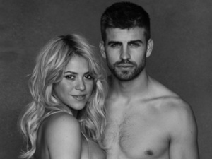 Shakira, Gerard Piqu, UNICEF