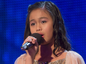 Britain's Got Talent 2013 Episode One: Arisxandra Libantino