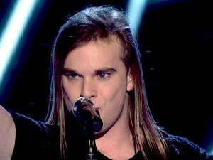 The Voice - Season 2, Episode 3: Mitchel Emms