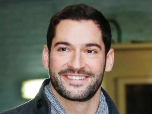 Tom Ellis at ITV Studios ~~ January 15, 2013