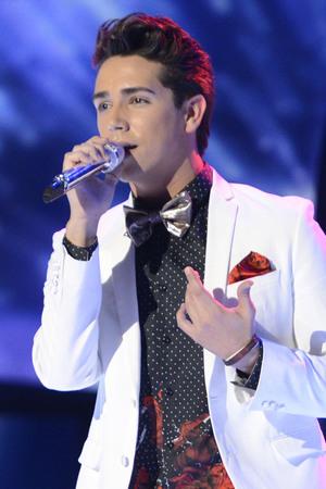 'American Idol' Top 6: Lazaro Arbos