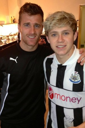 Niall Horan Newcastle