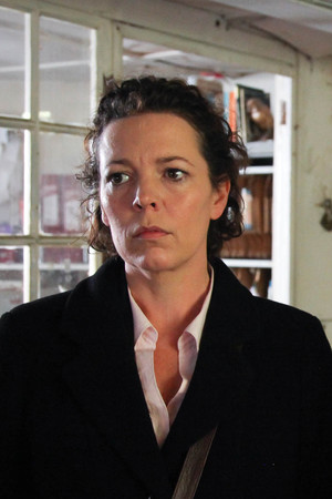Olivia Colman as Ellie Miller and David Tennant as Alec Hardy and  in Broadchurch Episode 6