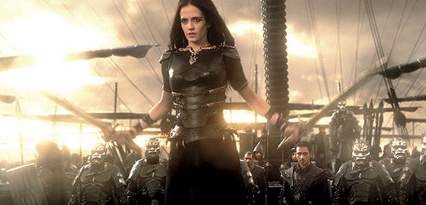 First look at Eva Green as Artemisia in '300: Rise of an Empire'