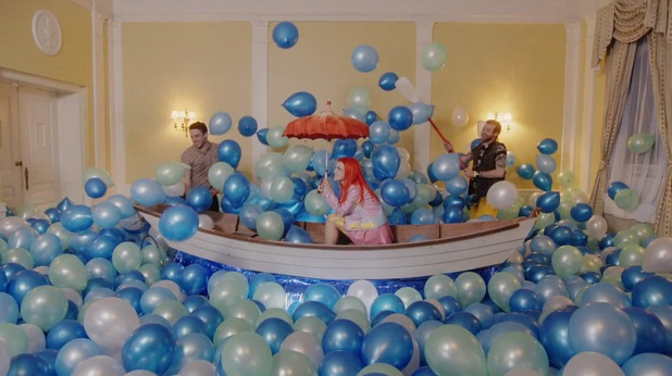 Paramore 'Still Into You' video still