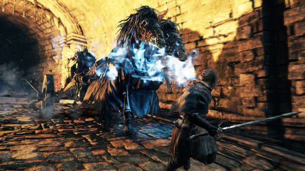 The latest screenshots from 'Dark Souls II'