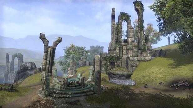 'The Elder Scrolls Online' screenshot
