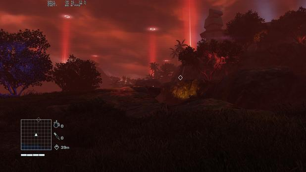 'Far Cry 3: Blood Dragon' screenshot