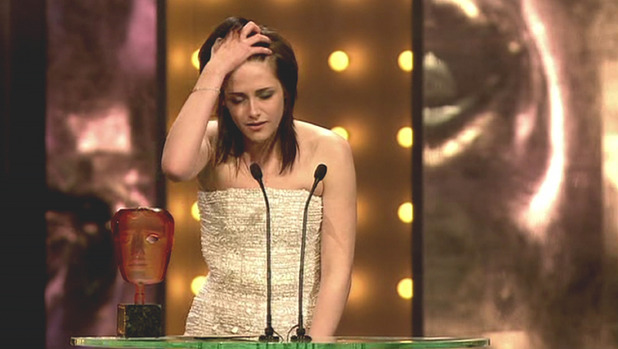 Kristen Stewart, BAFTA Rising Star Award, BAFTA Awards 2010