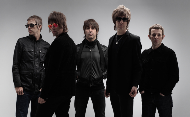 Beady Eye press shot 2013