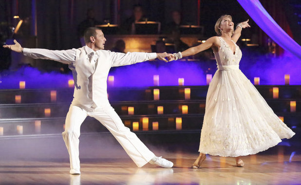 Dancing with the Stars - week 4: Kym Johnson and Ingo Rademacher