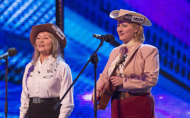 Britain's Got Talent 2013 Episode One: 2's Country