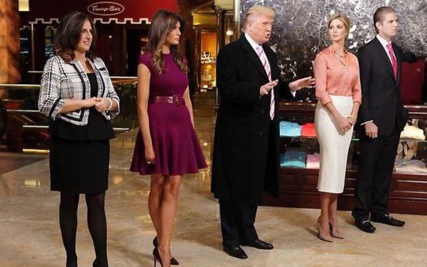 Celebrity Apprentice S13E06: 'How Do you Spell Melania?""