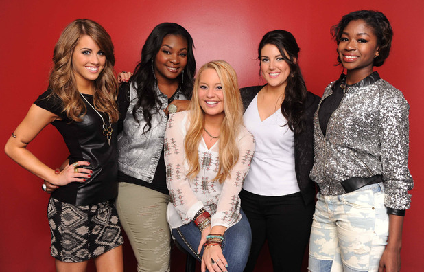 'American Idol': Season 12's Top 5 contestants