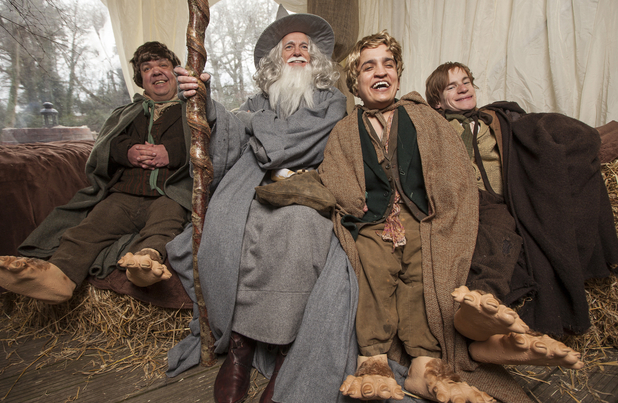 Virgin Media screens The Hobbit