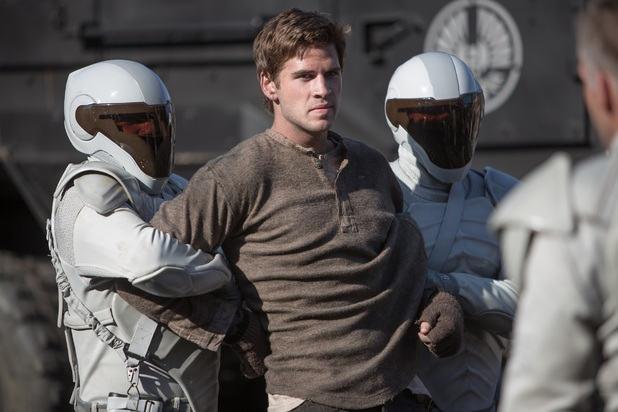 Liam Hemsworth Gale Hawthorne Catching Fire