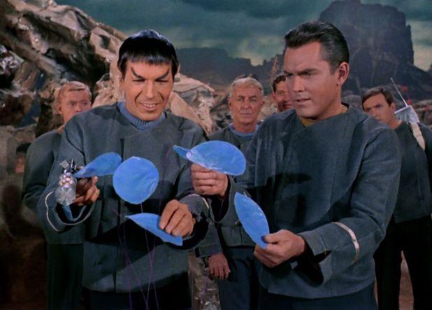 Spock on gardening