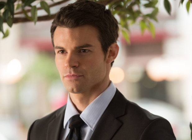 Daniel Gillies as Elijah in The Vampire Diaries S04E18: 'American Gothic'