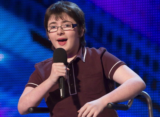 Britain's Got Talent 2013 Episode One: Jack Carroll