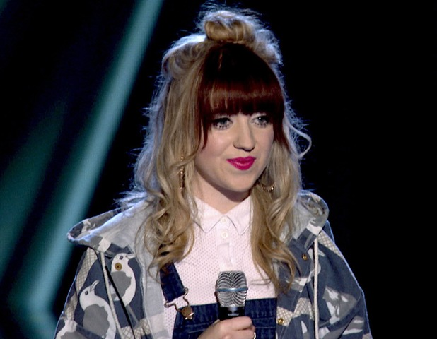 The Voice - Season 2, Episode 3: Leah McFall