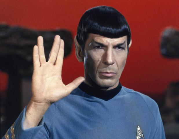 Spock on farewells