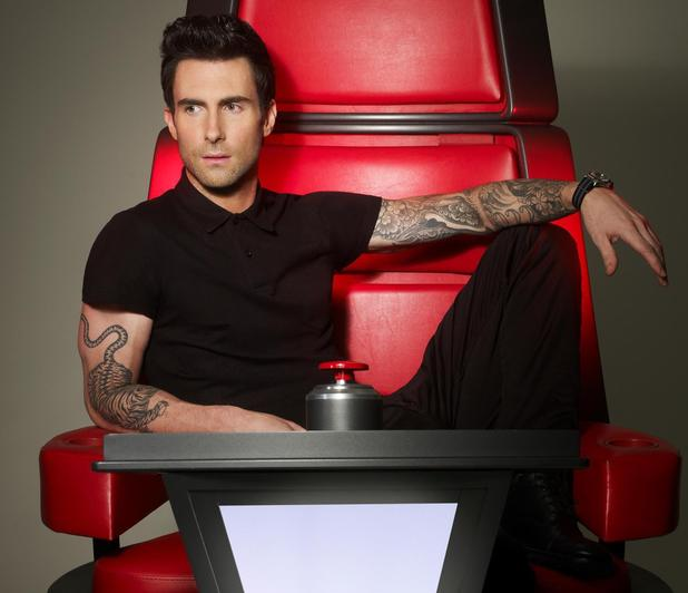 'The Voice' (US) coaches: Adam Levine