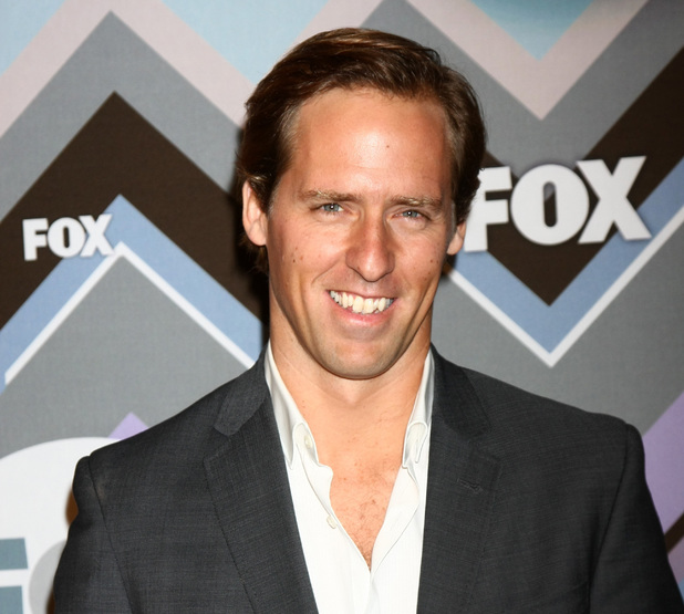 Nat Faxon, Fox TCA winter press tour event ~~ January 2013