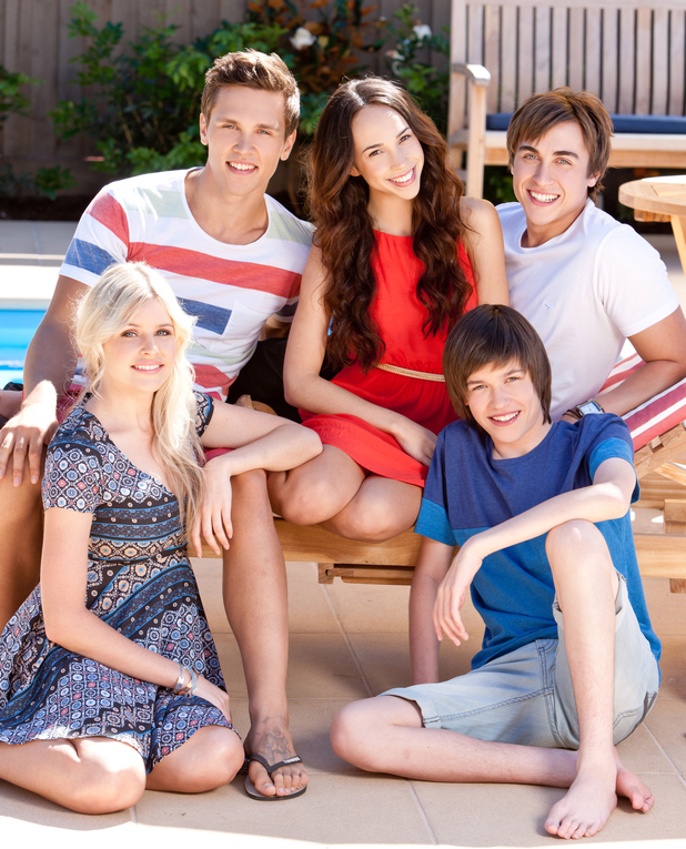 Imogen and Josh Willis join Amber, Mason and Bailey Turner on Ramsay Street.
