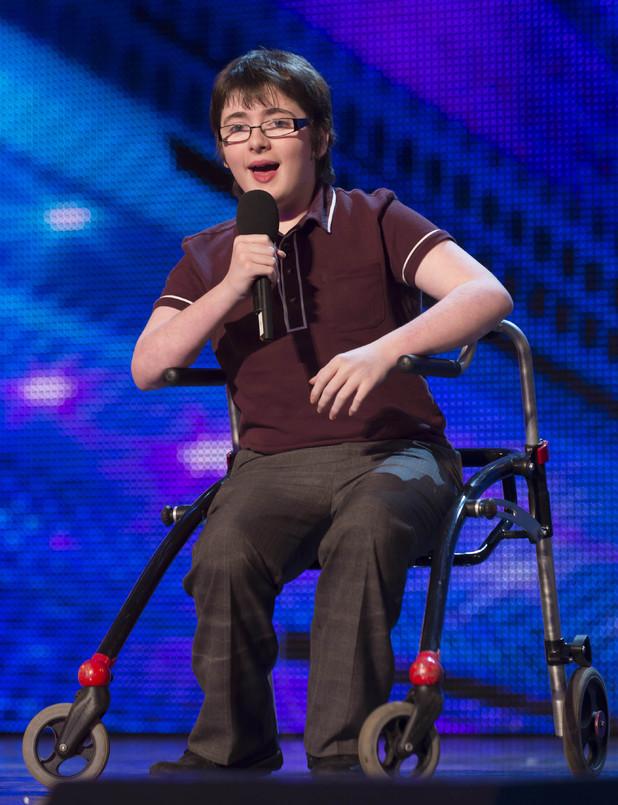 Britain's Got Talent 2013 Episode One: Jack Carroll