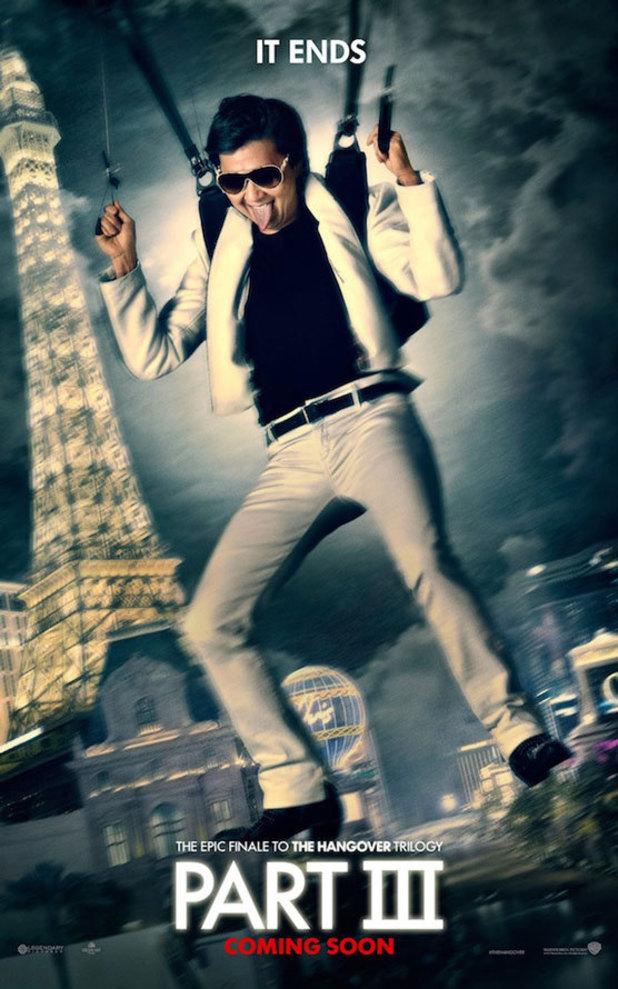 Ken Jeong as Mr. Chow