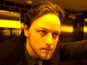 James McAvoy on Filth, X-Men sequel
