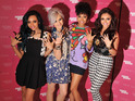 The girlband post an update on Twitter informing fans of the news.