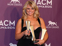 Miranda Lambert admits that she never expects to win at award ceremonies.